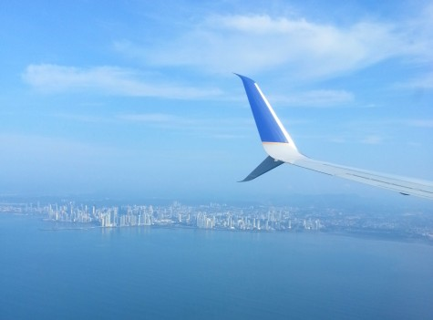 Voando com a Copa Airlines